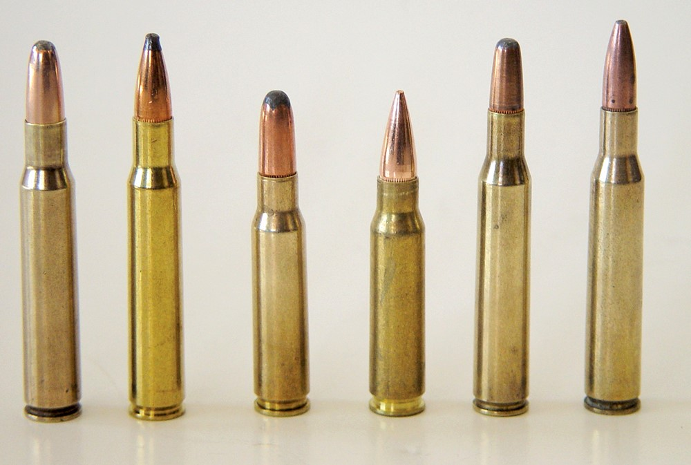 Rifle Rounds